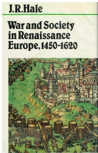 9780312856038: War and Society in Renaissance Europe, 1450-1620