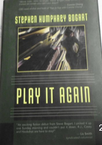 Play It Again 9780312856656 Abandoning his childhood Tinseltown home for a career as a New York City   Matrimonial Detective,   the only son of a famous Hollywood couple must uncover the painful ghosts of the past when his mother is murdered. Tour.