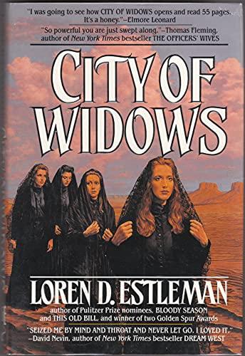 City Of Widows: Estleman, Loren D.