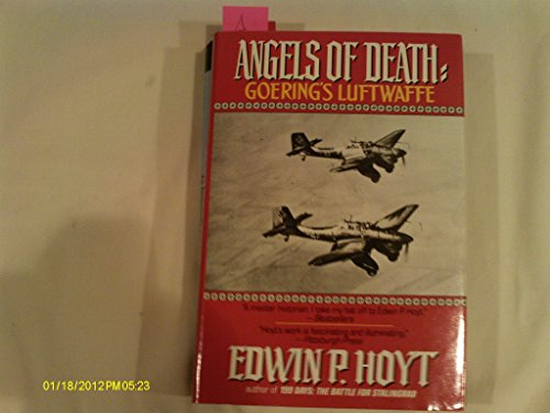 9780312856687: Angels of Death: Goering's Luftwaffe