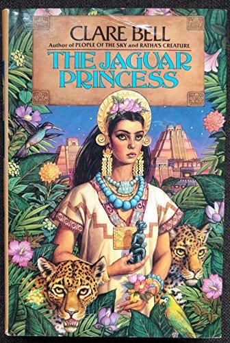 9780312856731: The Jaguar Princess