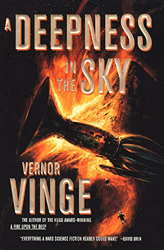 A Deepness in the Sky: Vinge, Vernor