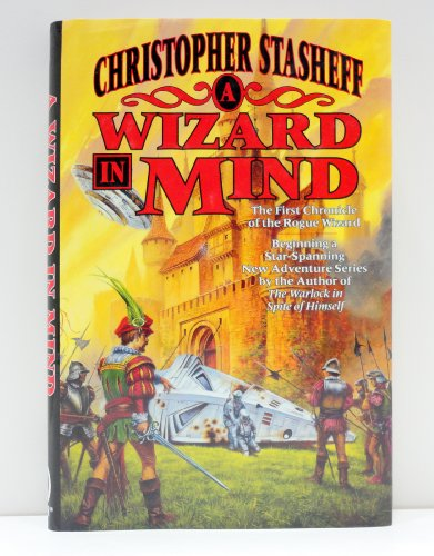 A WIZARD IN MIND: Stasheff, Christopher.