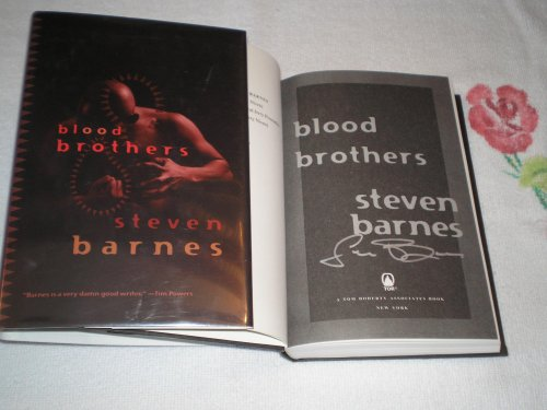 9780312857073: Blood Brothers