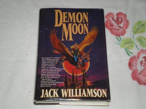 Demon Moon [INSCRIBED]: Williamson, Jack