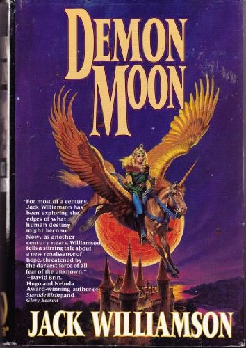 9780312857189: Demon Moon