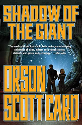 Shadow of the Giant (The fourth novel: Card, Orson Scott