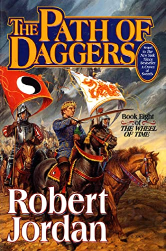 9780312857691: The Path of Daggers (The Wheel of Time, Book 8)