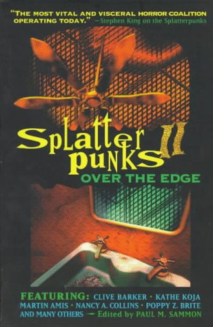 Splatterpunks II: Over the Edge