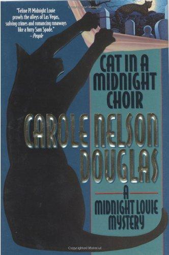 9780312857974: Cat in a Midnight Choir: A Midnight Louie Mystery
