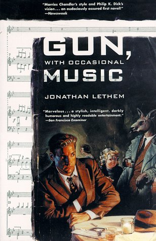 9780312858780: Gun, With Occasional Music: A Novel