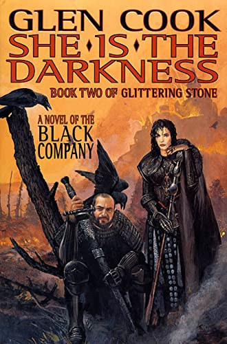 She Is the Darkness: Cook, Glen
