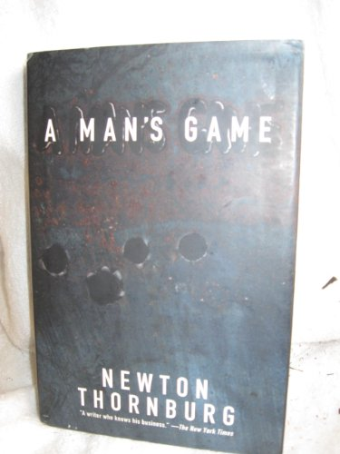 9780312859237: A Man's Game