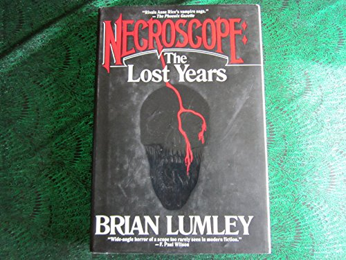 Necroscope : The Lost Years