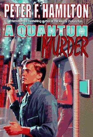 9780312859541: A Quantum Murder