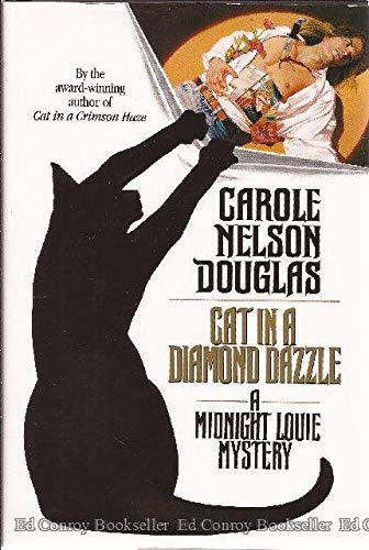 9780312860851: Cat in a Diamond Dazzle: A Midnight Louie Mystery