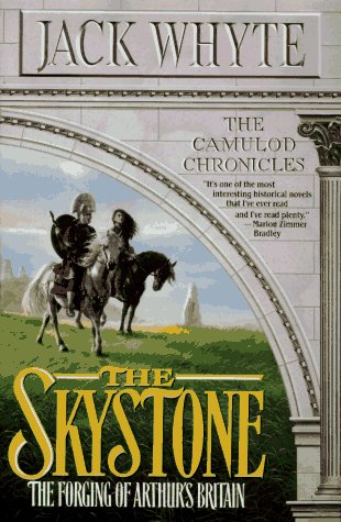 9780312860912: The Skystone (The Camulod Chronicles, Book 1)