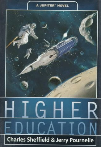 Higher Education: A Jupiter Novel: Charles Sheffield, Jerry