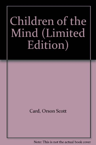 9780312861919: Children of the Mind (Limited Edition)