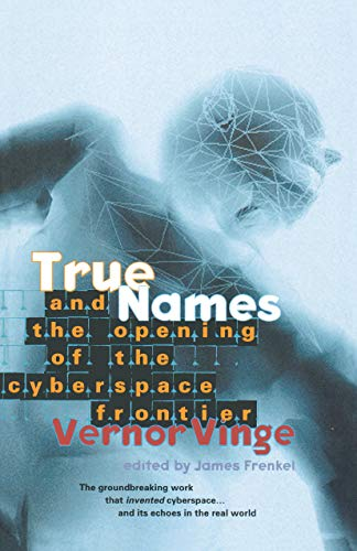 9780312862077: True Names: And the Opening of the Cyberspace Frontier