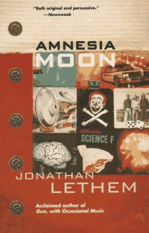 9780312862206: Amnesia Moon