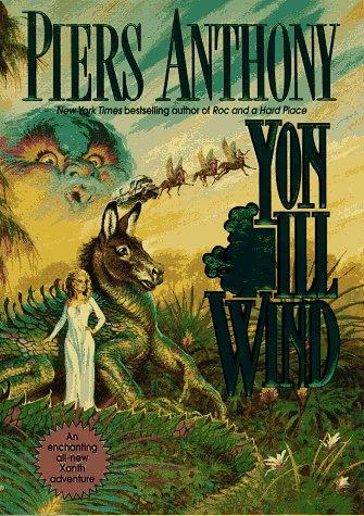 9780312862275: Yon Ill Wind (Xanth Novels)