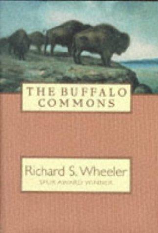 9780312862626: Buffalo Commons