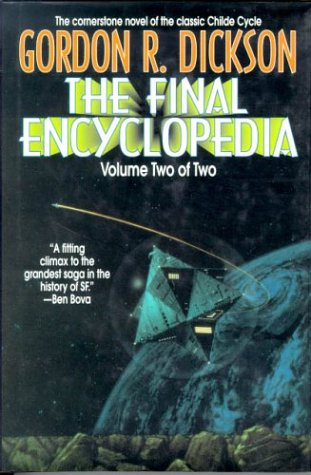 9780312862893: The Final Encyclopedia, Volume Two of Two (Dorsai/Childe Cycle)