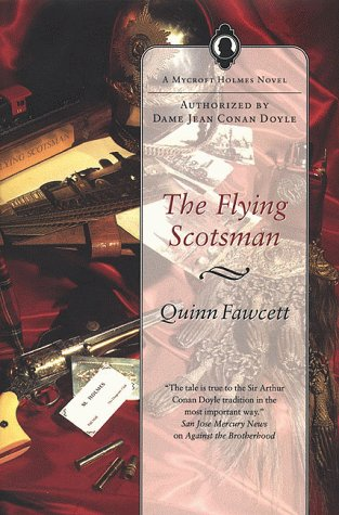 9780312863647: The Flying Scotsman: A Mycroft Holmes Novel