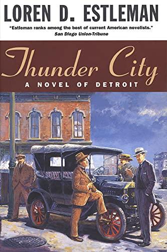 9780312863692: Thunder City (Detroit Crime Series #7)
