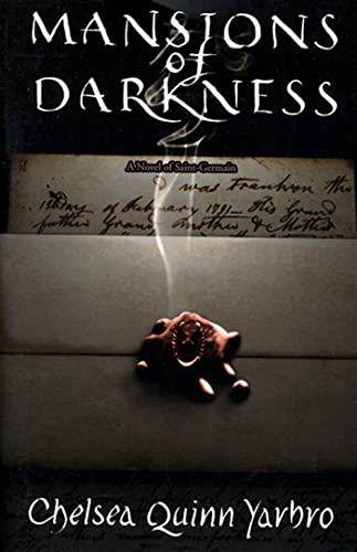9780312863821: Mansions of Darkness: A Novel of the Count Saint-Germain (St. Germain)