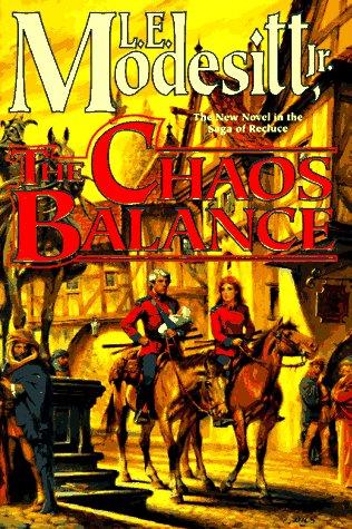 9780312863890: The Chaos Balance (Saga of recluse star)