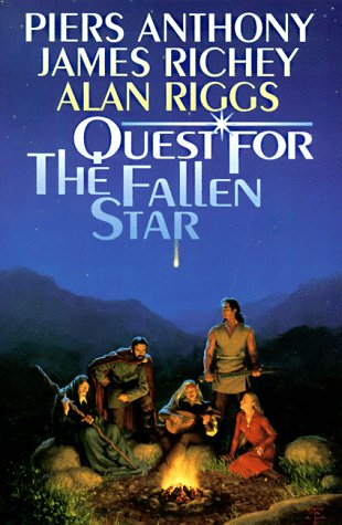 9780312864095: Quest for the Fallen Star