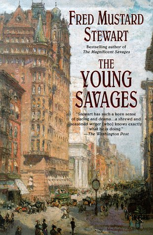 Young Savages, The: Stewart, Fred Mustard
