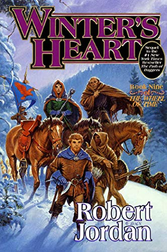 WINTER'S HEART **Signed First Edition**: Robert Jordan