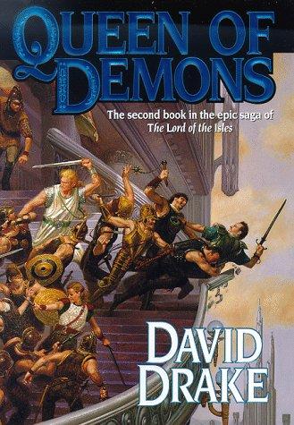 9780312864682: Queen of Demons