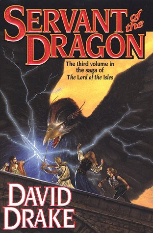 Servant of the Dragon: Drake, David