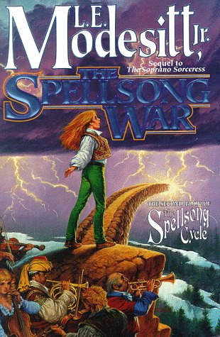 The Spellsong War: **SIgned**