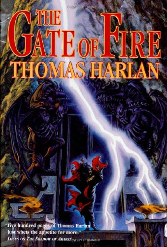 The Gate of Fire (Oath of Empire,: Harlan, Thomas