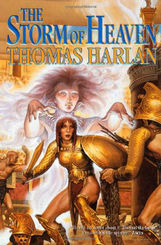 The Storm of Heaven (Oath of Empire, Book 3): Harlan, Thomas