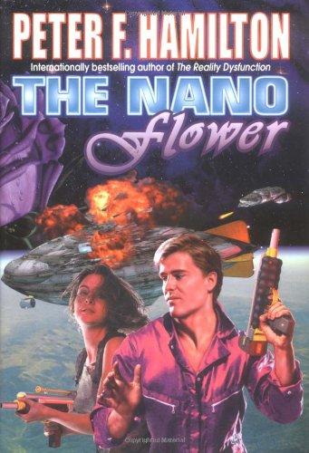 9780312865801: The Nano Flower (Greg Mandel)