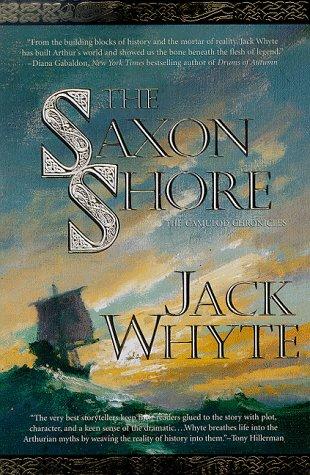 The Saxon Shore - Jack Whyte - reseña en español