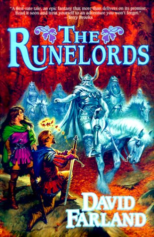 9780312866532: The Runelords: The Sum Of All Men (The Runelords, Book 1)