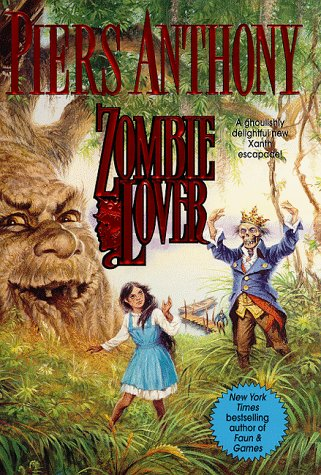 9780312866907: Zombie Lover (Xanth)