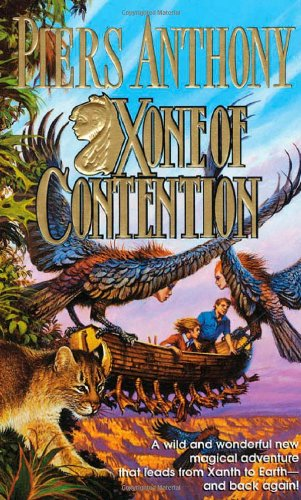 Xone of Contention: ANTHONY, Piers