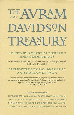 9780312867294: The Avram Davidson Treasury: A Tribute Collection