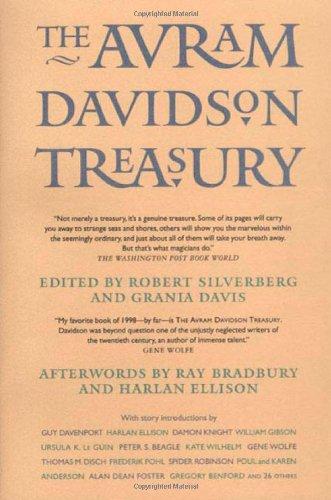 9780312867317: The Avram Davidson Treasury: A Tribute Collection