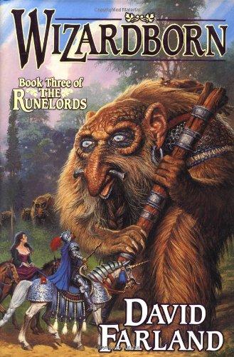 9780312867416: Wizardborn (The Runelords, Book 3)