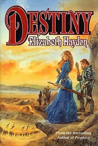 9780312867508: Destiny: Child of the Sky (The Rhapsody Trilogy)