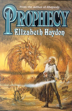 9780312867515: Prophecy: Child of Earth (Symphony of Ages, Book 2)